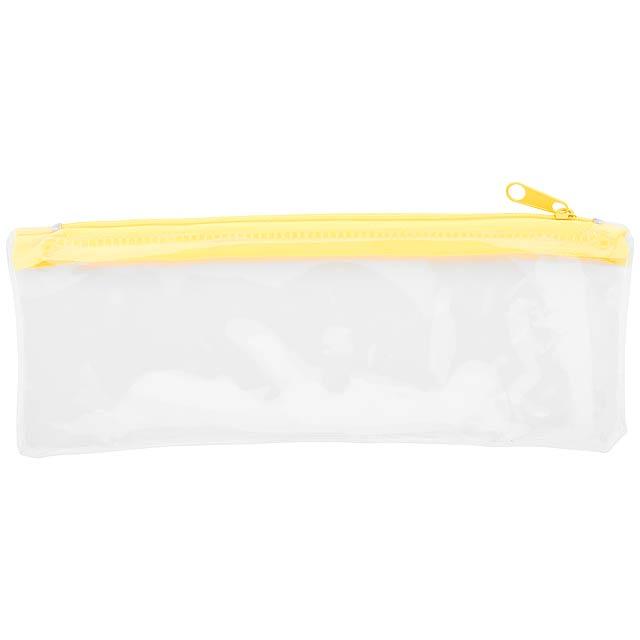 Zeppy - Kugelschreiberetui - Gelb