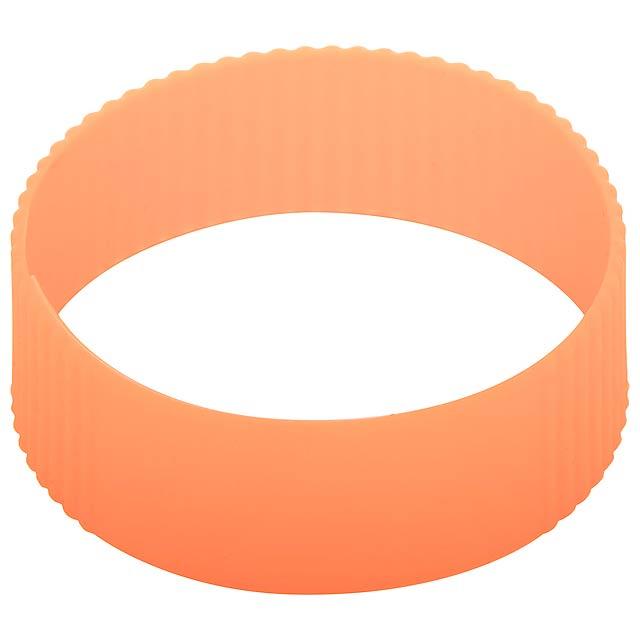 CreaCup termo hrnek na zakázku - oranžová