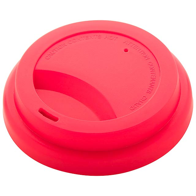 CreaCup termo hrnek na zakázku - červená