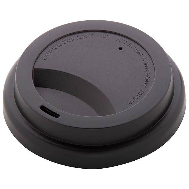 CreaCup termo hrnek na zakázku - černá