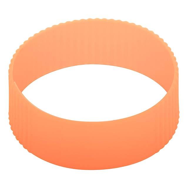 CreaCup Mini termo hrnek na zakázku - oranžová