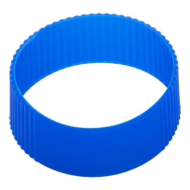 CreaCup Mini termo hrnek na zakázku - modrá