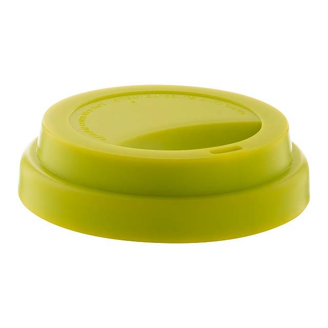 CreaCup Mini termo hrnek na zakázku - zelená