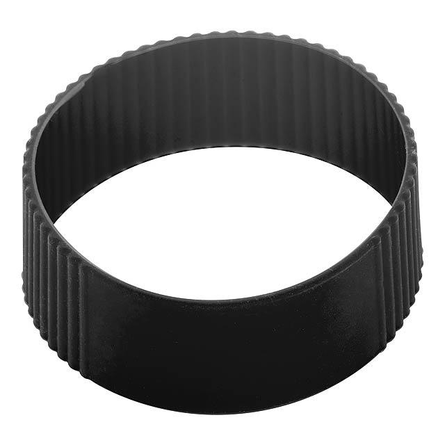 CreaCup Mini termo hrnek na zakázku - černá