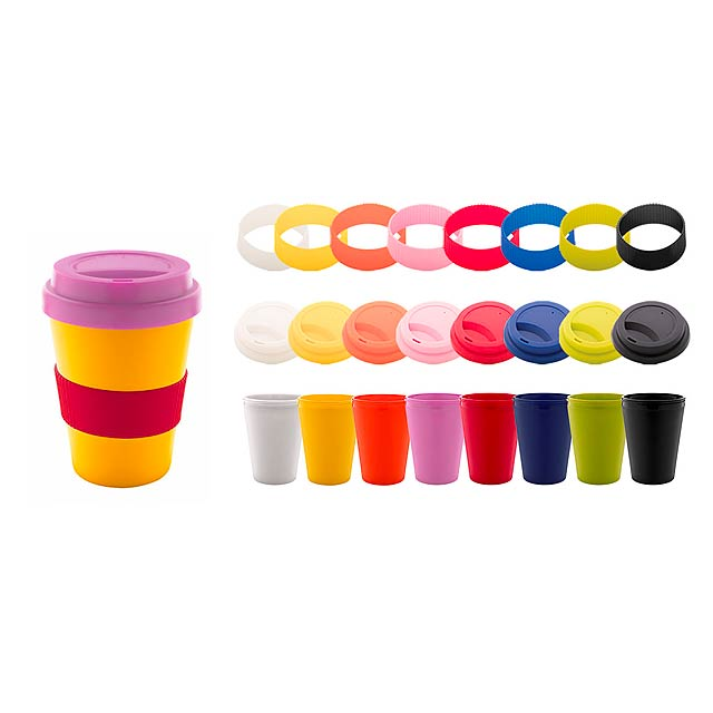 CreaCup Mini termo hrnek na zakázku - multicolor