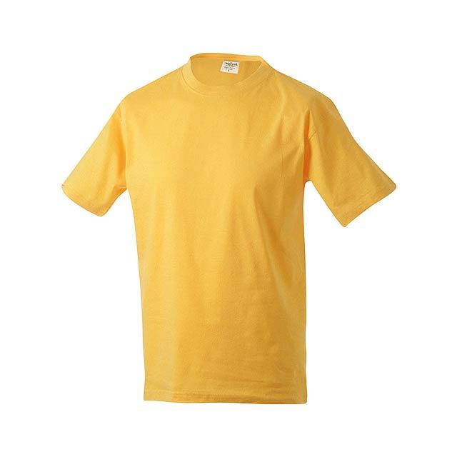 Keya 180 Tričko - žlutá