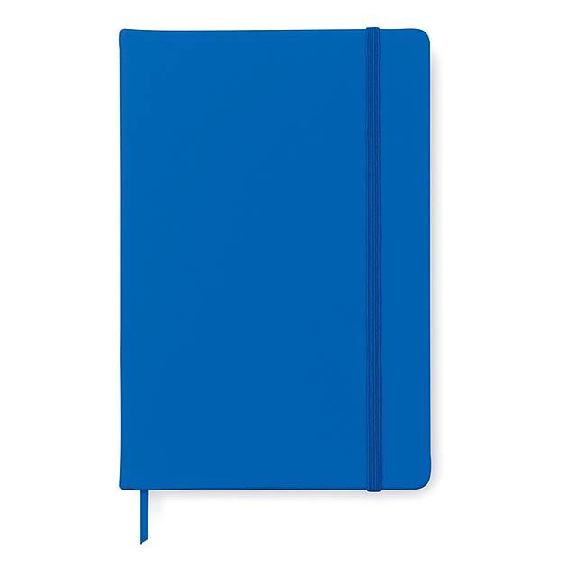 A5 poznámkový blok - Arconot - královsky modrá