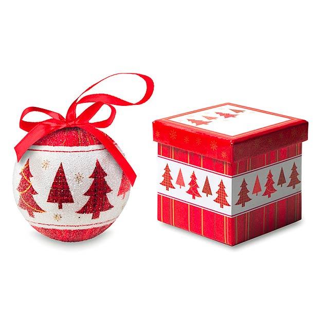 Vánoční ozdoba - SNOWY - multicolor