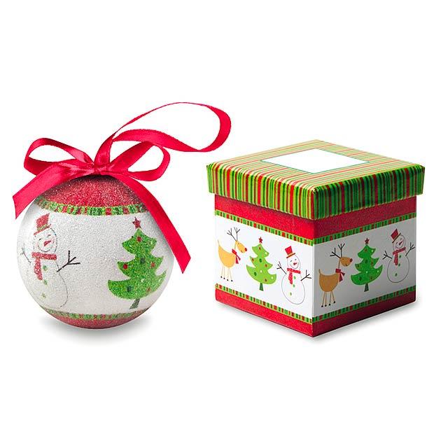 Vánoční ozdoba - SWEETY - multicolor