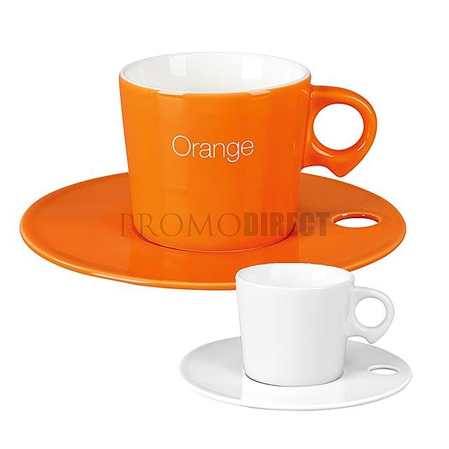 Fantasy - hrnek - oranžová