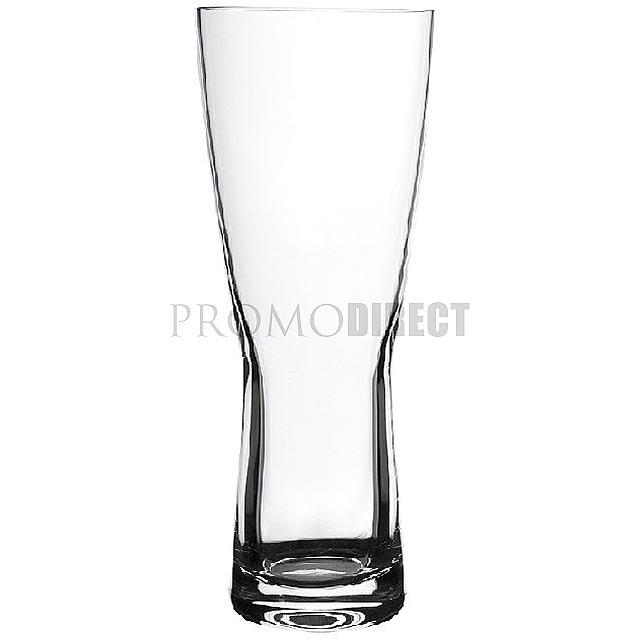 Tokyo - pivní sklenice - transparentní