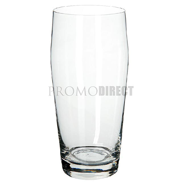 Lazy - beer Glas - Transparente