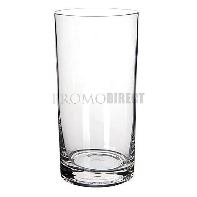 Simple - sklenice - transparentní