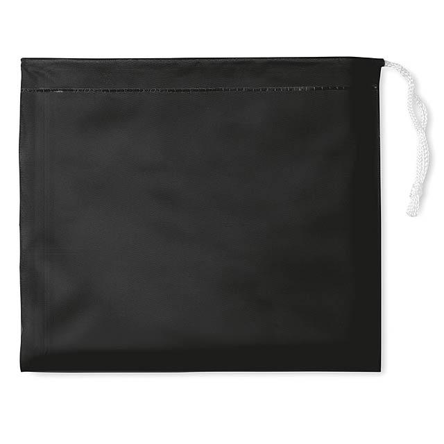 Pláštěnka v pouzdře - REGAL - černá