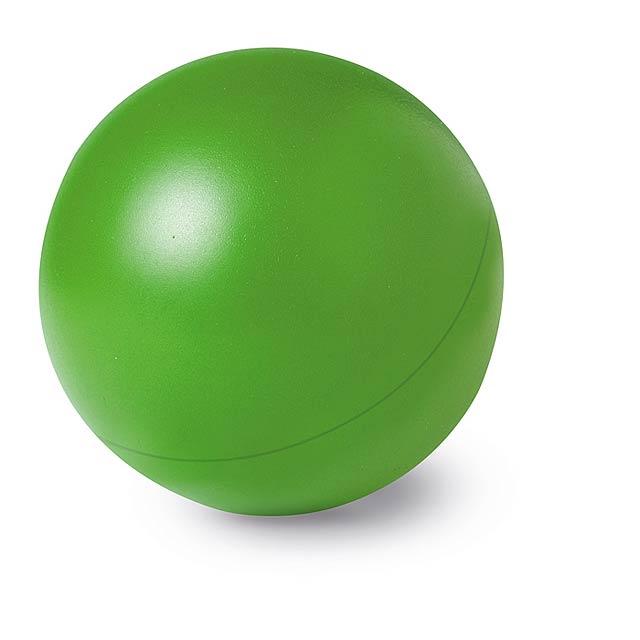 Anti - stresový míček - zelená