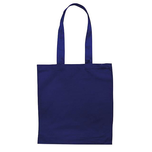 Fairs - nákupní taška - modrá
