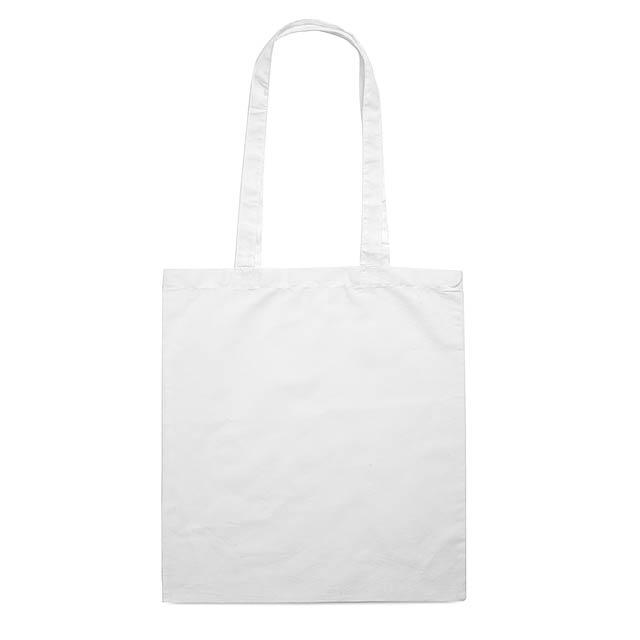 Fairs - nákupní taška - bílá
