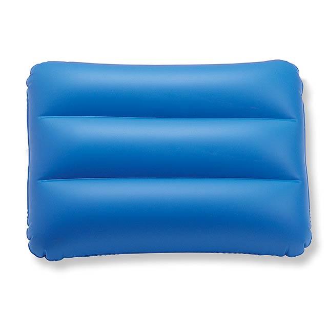 Beach pillow  - blue
