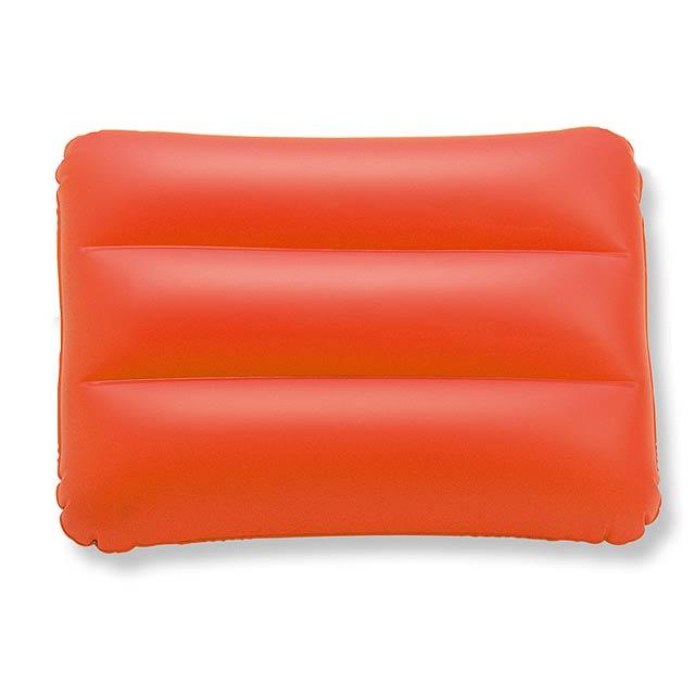 Beach pillow  - red