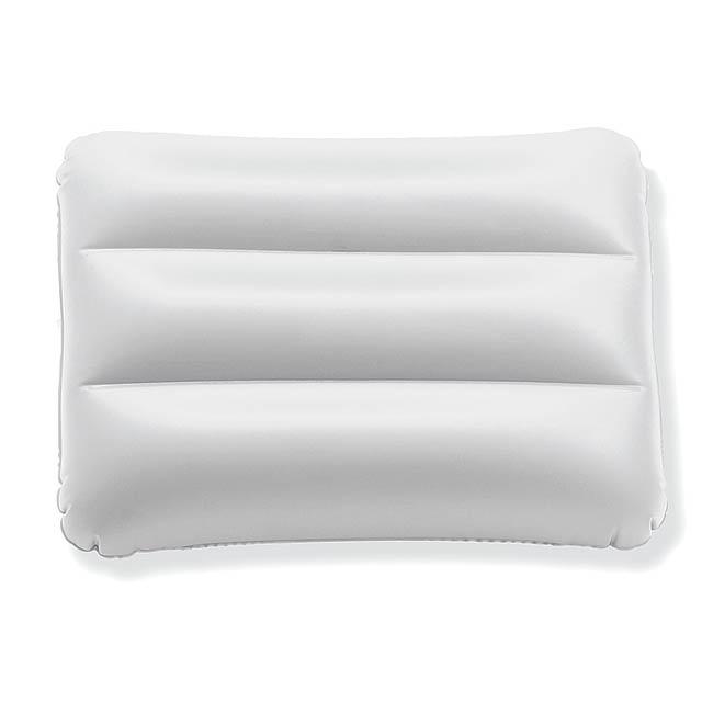 SIESTA - Plážový polštář                - bílá