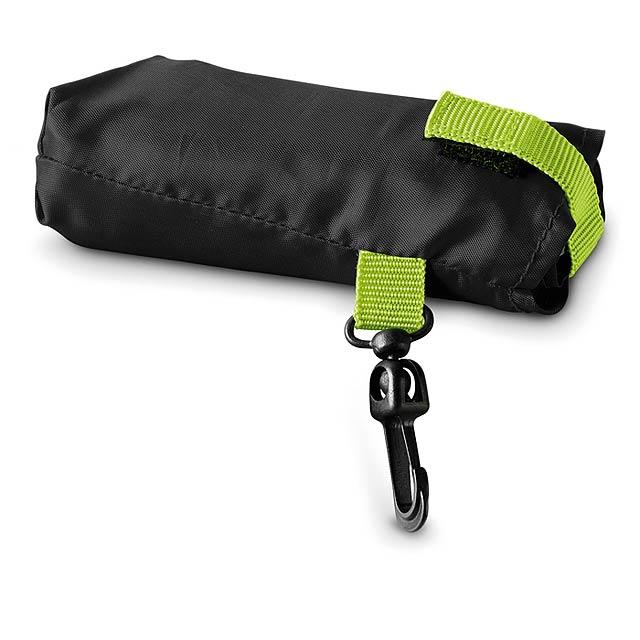 Skládací nákupní taška - MINIMAX - černá