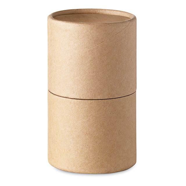 30 voskovek v kartonové krabičce. Neobsahuje toxické látky. - béžová - foto