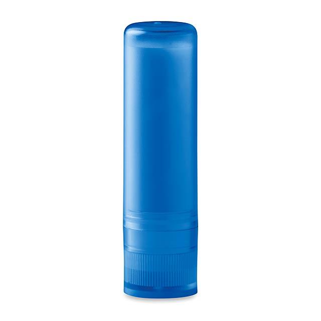 Balzám na rty - Gloss - transparentní modrá