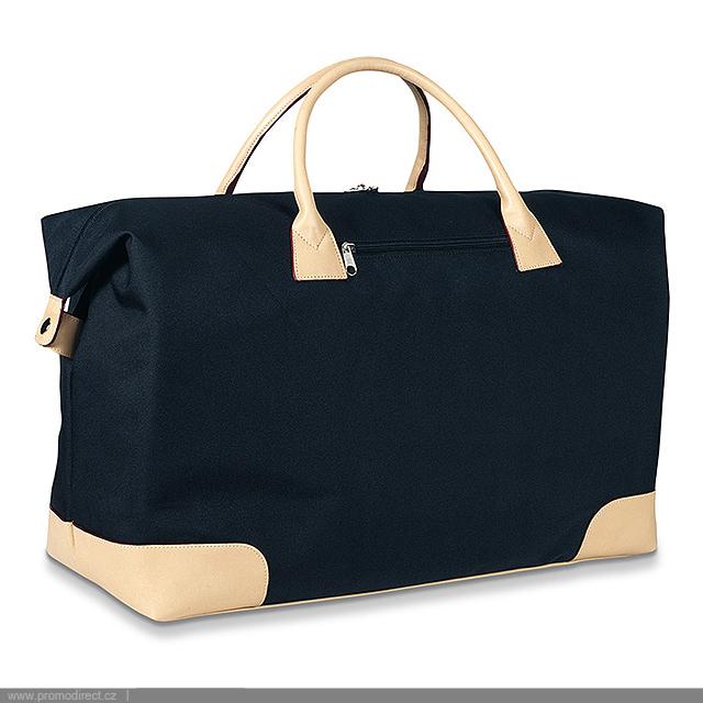 6ac0a283406f1 Elegance - elegantné cestovná taška - čierna, Reklamné predmety ...