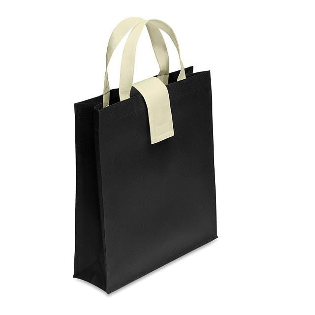 Nákupní taška - FOLBY - černá