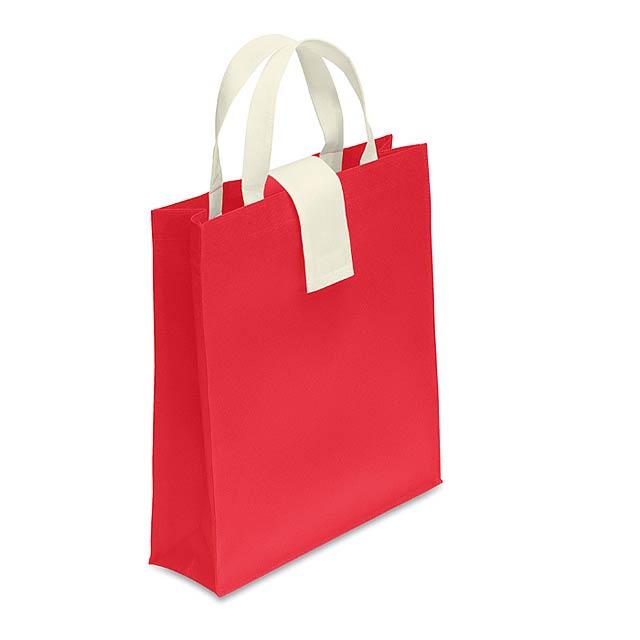 Nákupní taška - FOLBY - červená