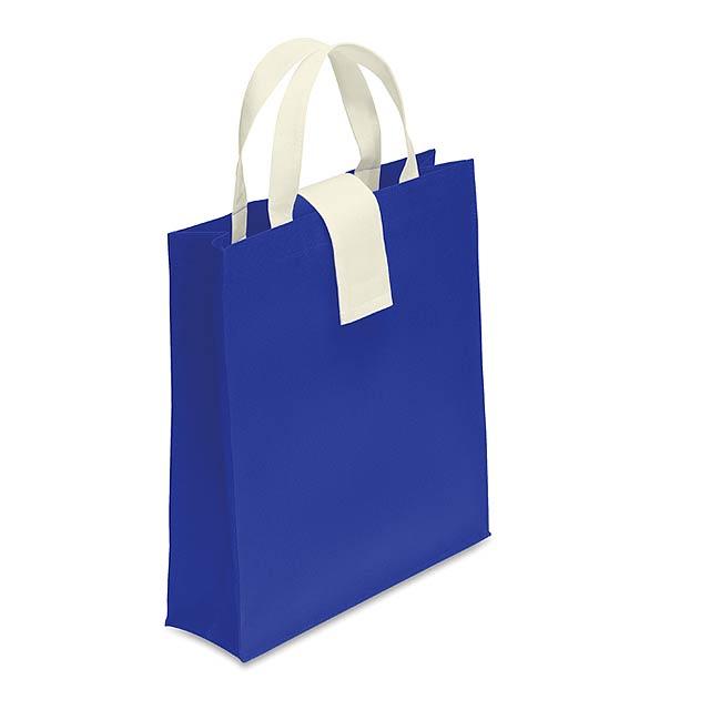 Nákupní taška - FOLBY - královsky modrá