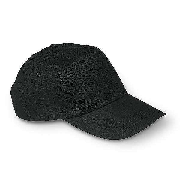 Kšiltovka - černá