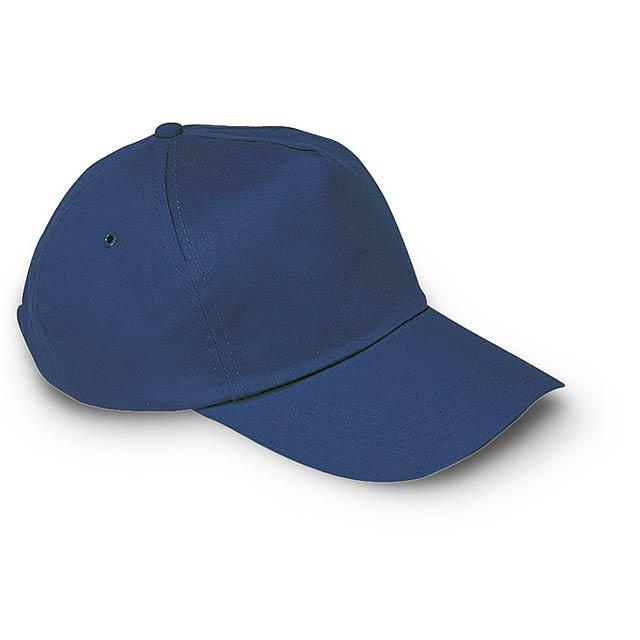 Kšiltovka - modrá