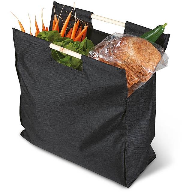 Nákupní taška - černá