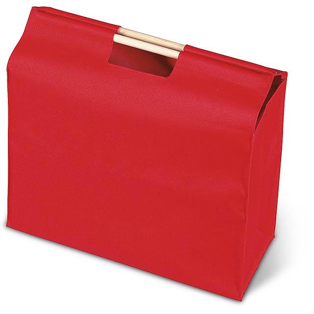 Nákupní taška - červená