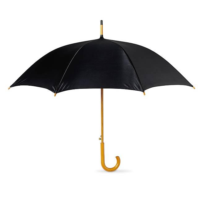Deštník automatický - černá