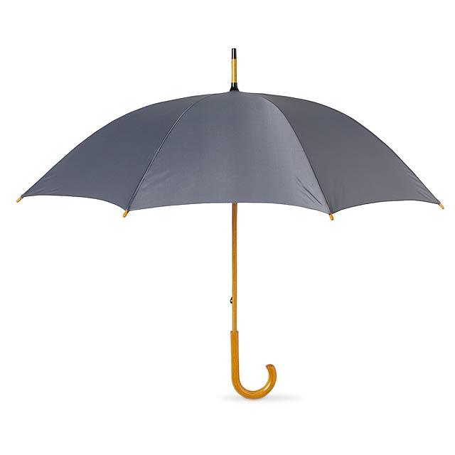 Manuální deštník - šedá