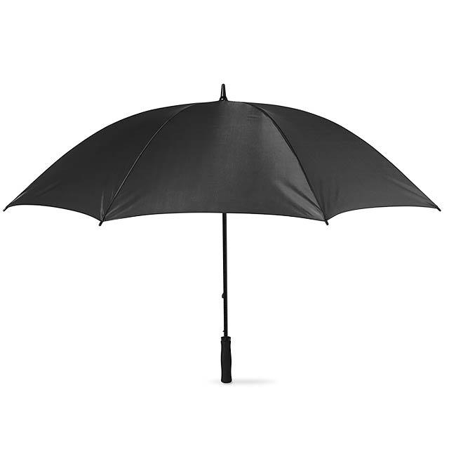 Golfový deštník  - černá