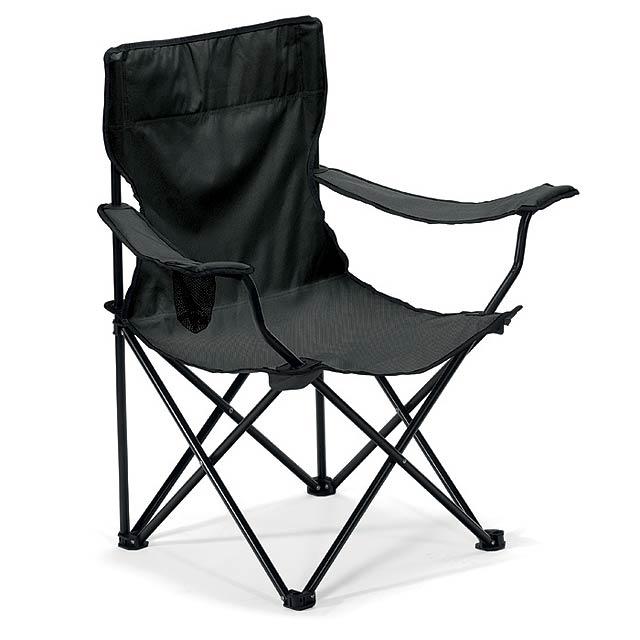 Outdoor chair                  KC6382-03 - black