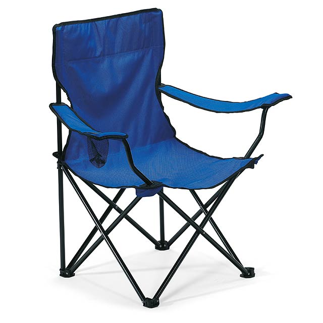 Outdoor chair  - blue