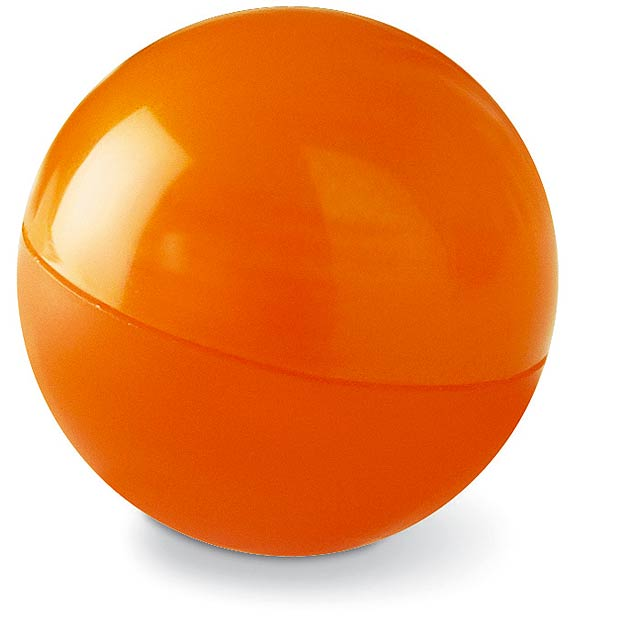 Balzám na rty - oranžová