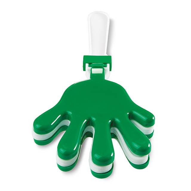 Hand clapper  - green