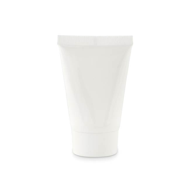 SUNCARE TUBE - Opalovací krém v tubě  - bílá