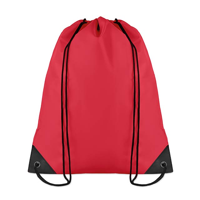 Batoh na záda - červená