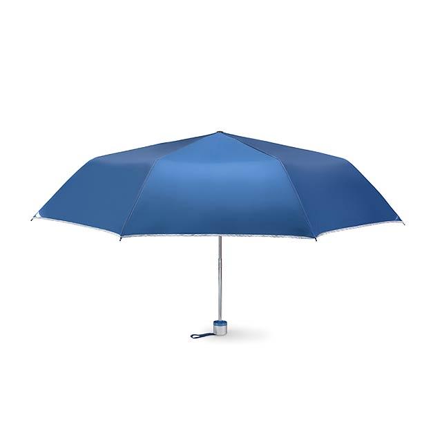 Skládací deštník - CARDIF - modrá