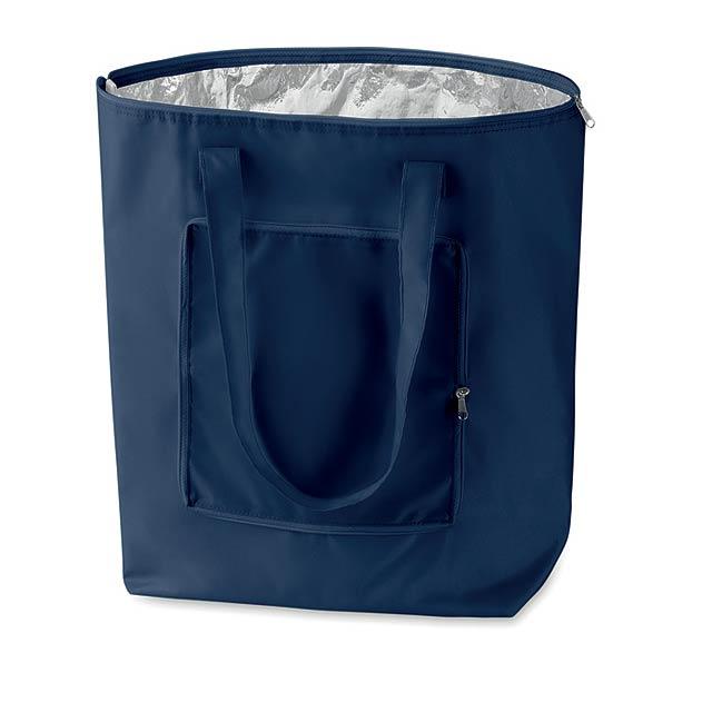 PLICOOL - Skládací chladící taška        - modrá