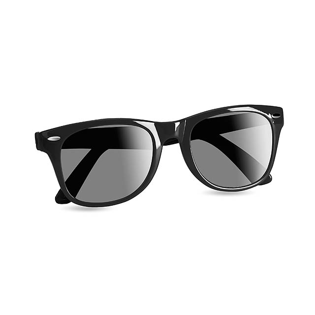 Sunglasses with UV protection - black