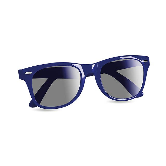 Sunglasses with UV protection - blue