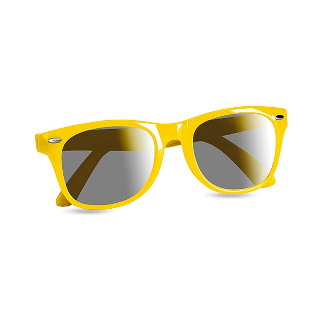 Sunglasses with UV protection MO7455-08 - yellow