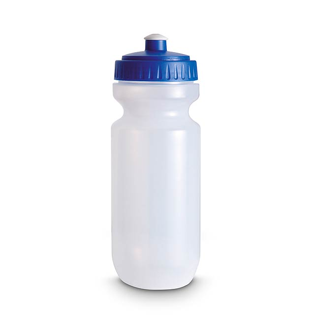 Plastová láhev na pití  - modrá